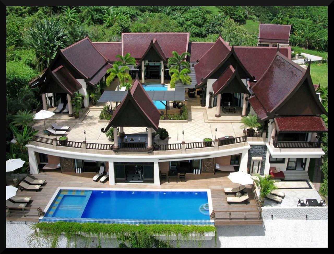 REAL Phuket  Agency's Baan Chang - Majestic 9-Bedroom Luxury Villa in Kamala 1