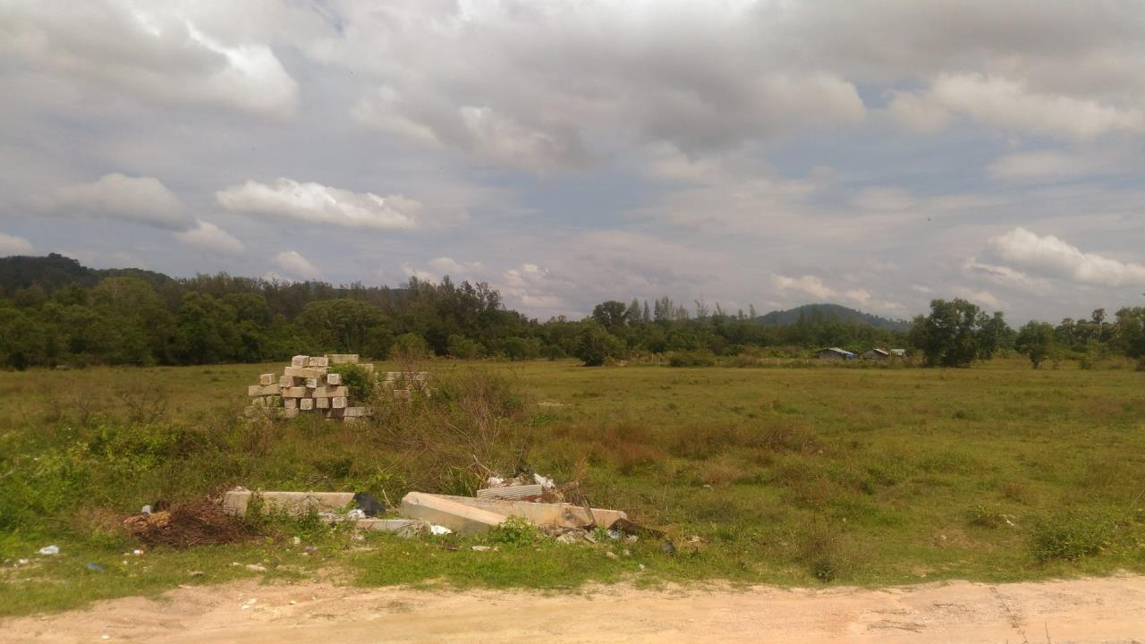 REAL Phuket  Agency's Lakeside 20 Rai Prime Development Land in Layan 3