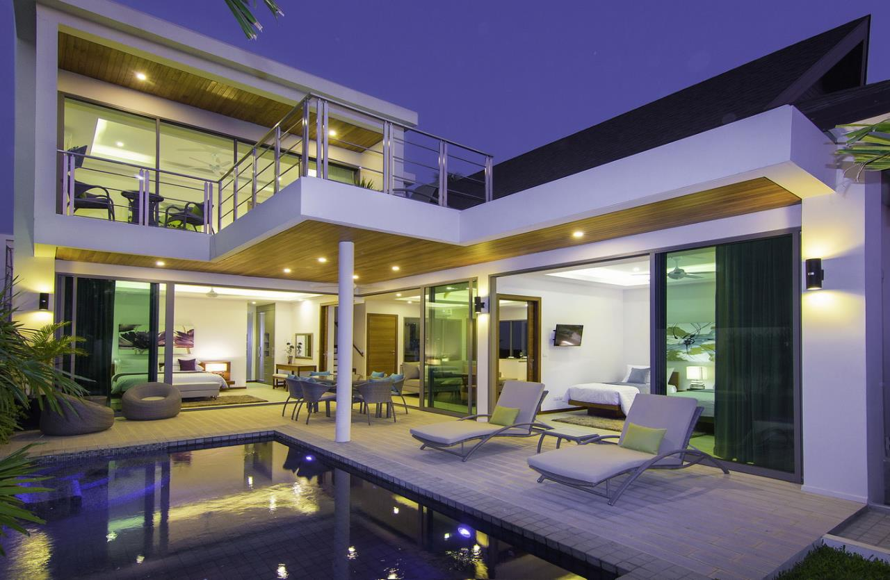 REAL Phuket  Agency's Modern 3-Bedroom Pool Villa in Rawai 1