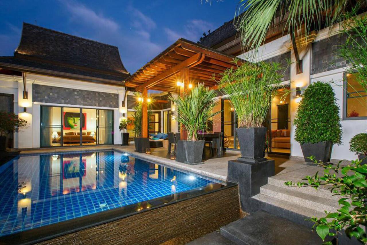 REAL Phuket  Agency's Villa Lawadee - Superb 3-Bedroom Pool Villa near Laguna 1