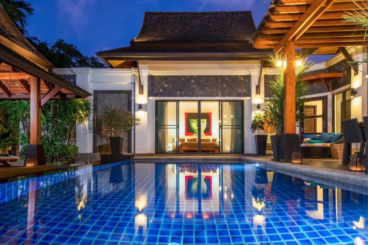 REAL Phuket  Agency's Villa Lawadee - Superb 3-Bedroom Pool Villa near Laguna 7