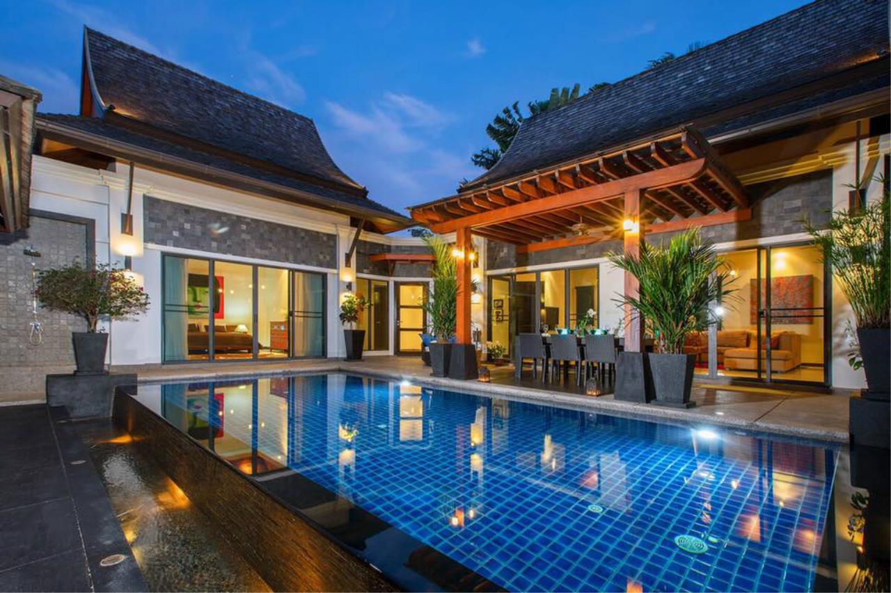 REAL Phuket  Agency's Villa Lawadee - Superb 3-Bedroom Pool Villa near Laguna 19