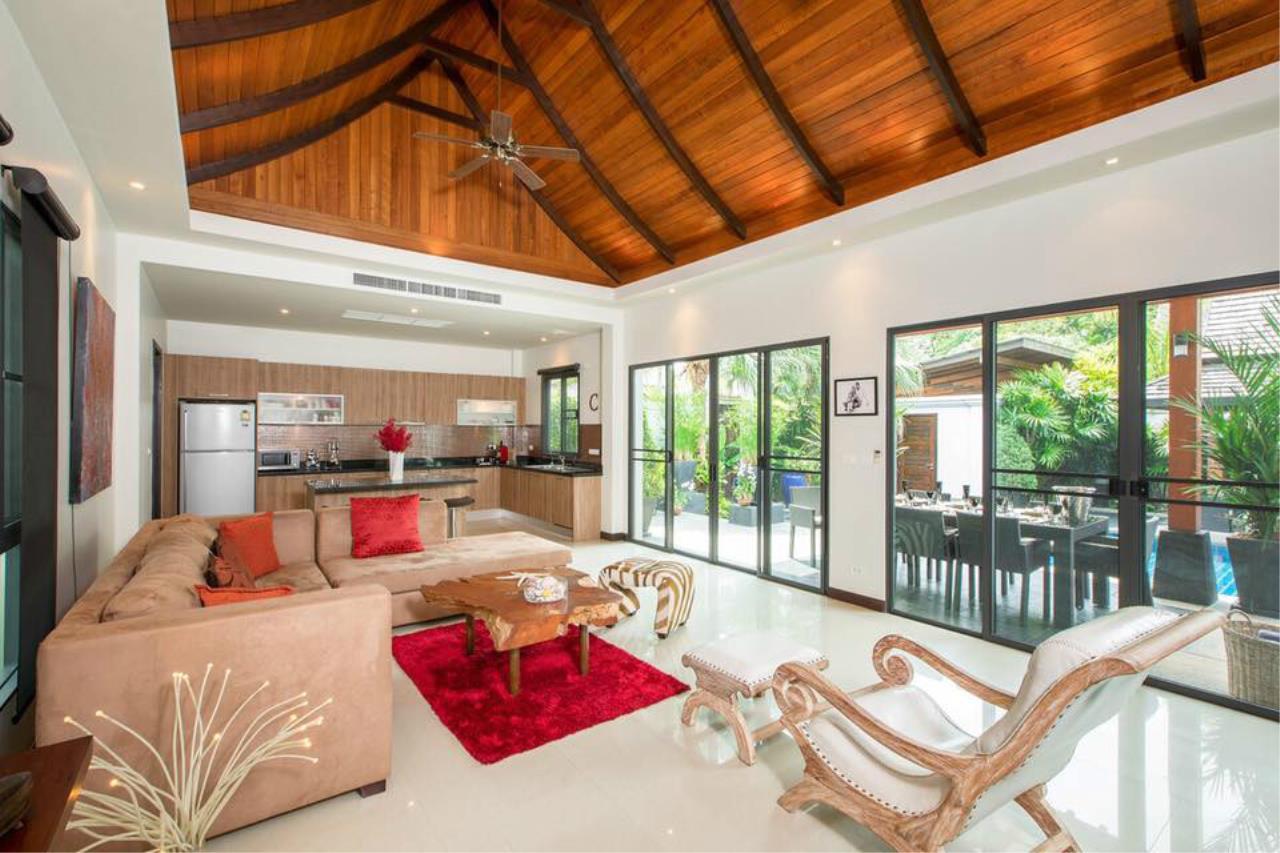 REAL Phuket  Agency's Villa Lawadee - Superb 3-Bedroom Pool Villa near Laguna 27