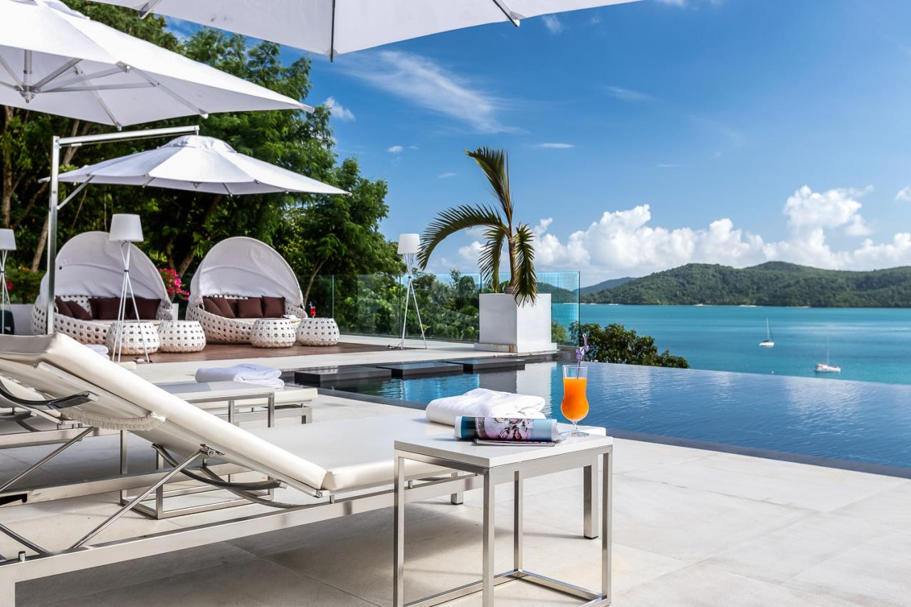 REAL Phuket  Agency's Cliff Top Residence - Ultra-High-End Oceanfront Villa in Cape Panwa 6