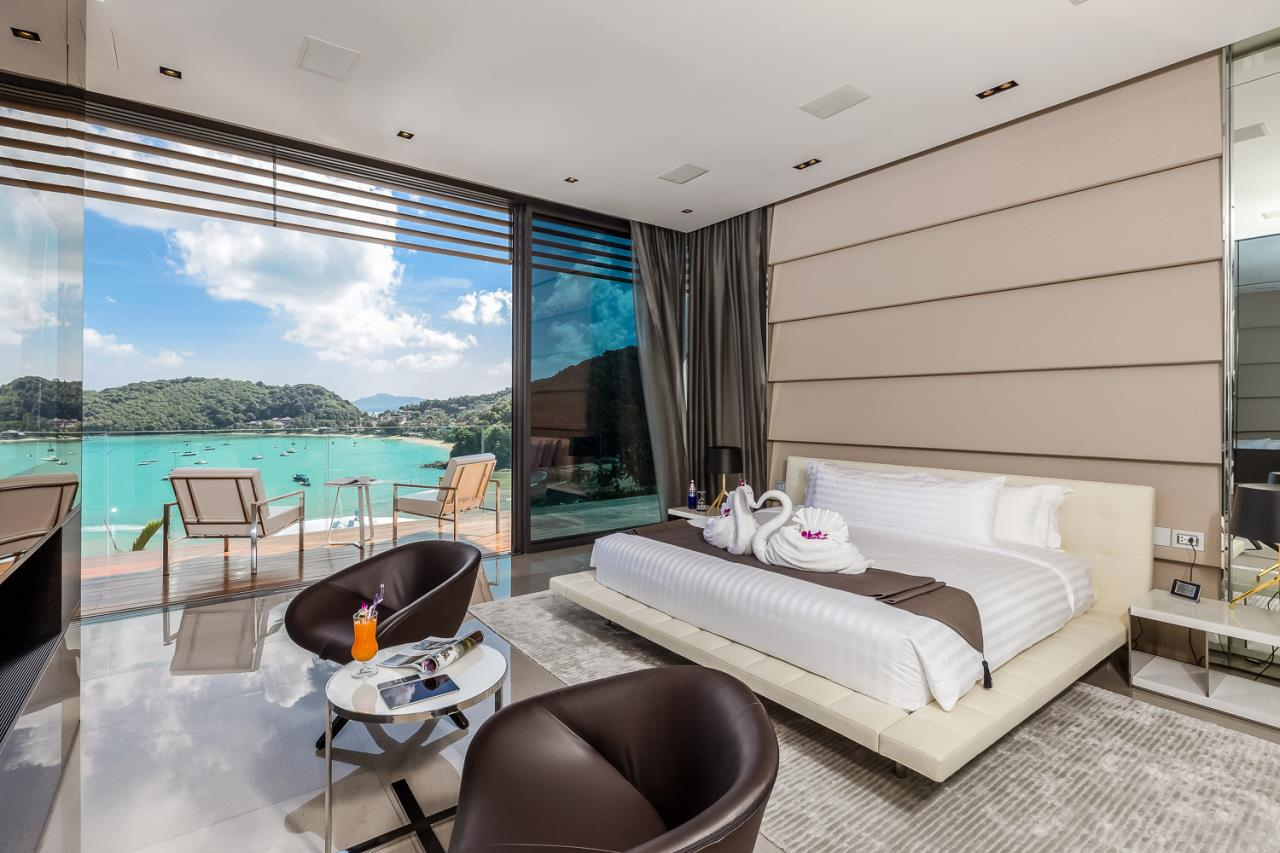 REAL Phuket  Agency's Cliff Top Residence - Ultra-High-End Oceanfront Villa in Cape Panwa 18