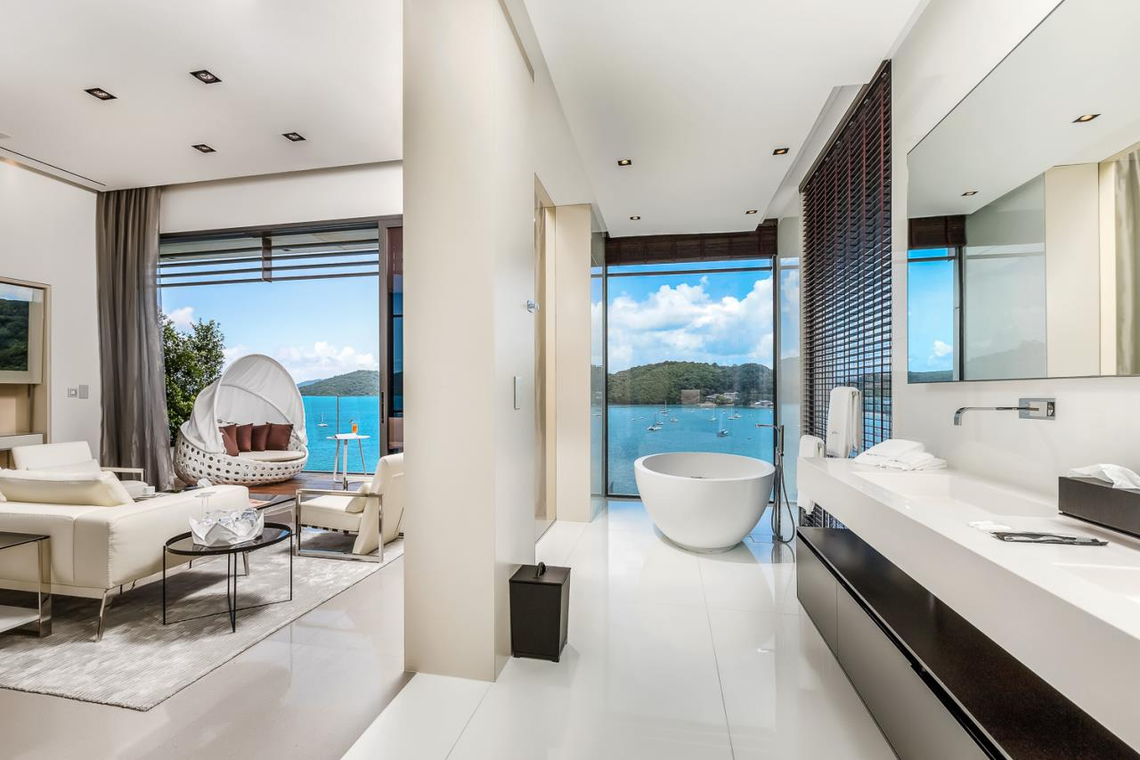 REAL Phuket  Agency's Cliff Top Residence - Ultra-High-End Oceanfront Villa in Cape Panwa 22
