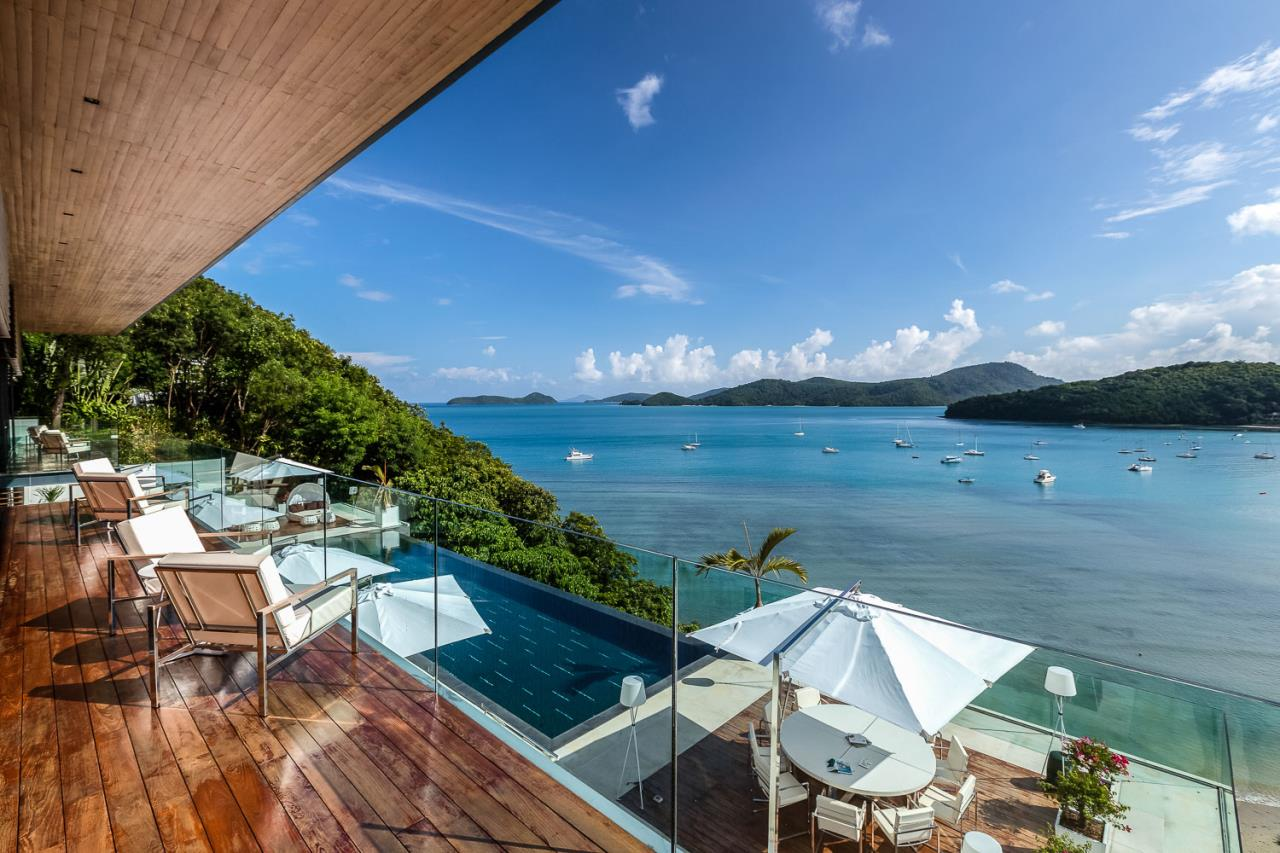 REAL Phuket  Agency's Cliff Top Residence - Ultra-High-End Oceanfront Villa in Cape Panwa 25