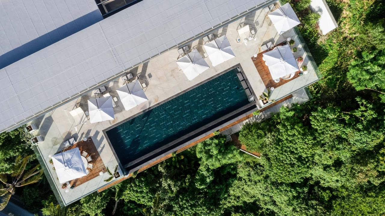 REAL Phuket  Agency's Cliff Top Residence - Ultra-High-End Oceanfront Villa in Cape Panwa 34