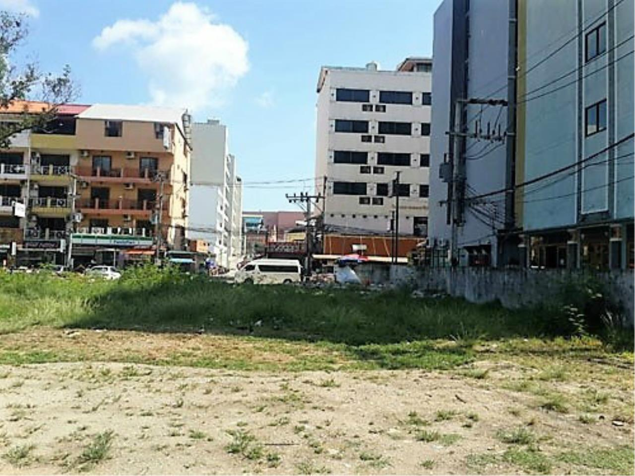 REAL Phuket  Agency's Patong Center - 3.75 Rai Development Land near Jungceylon 3