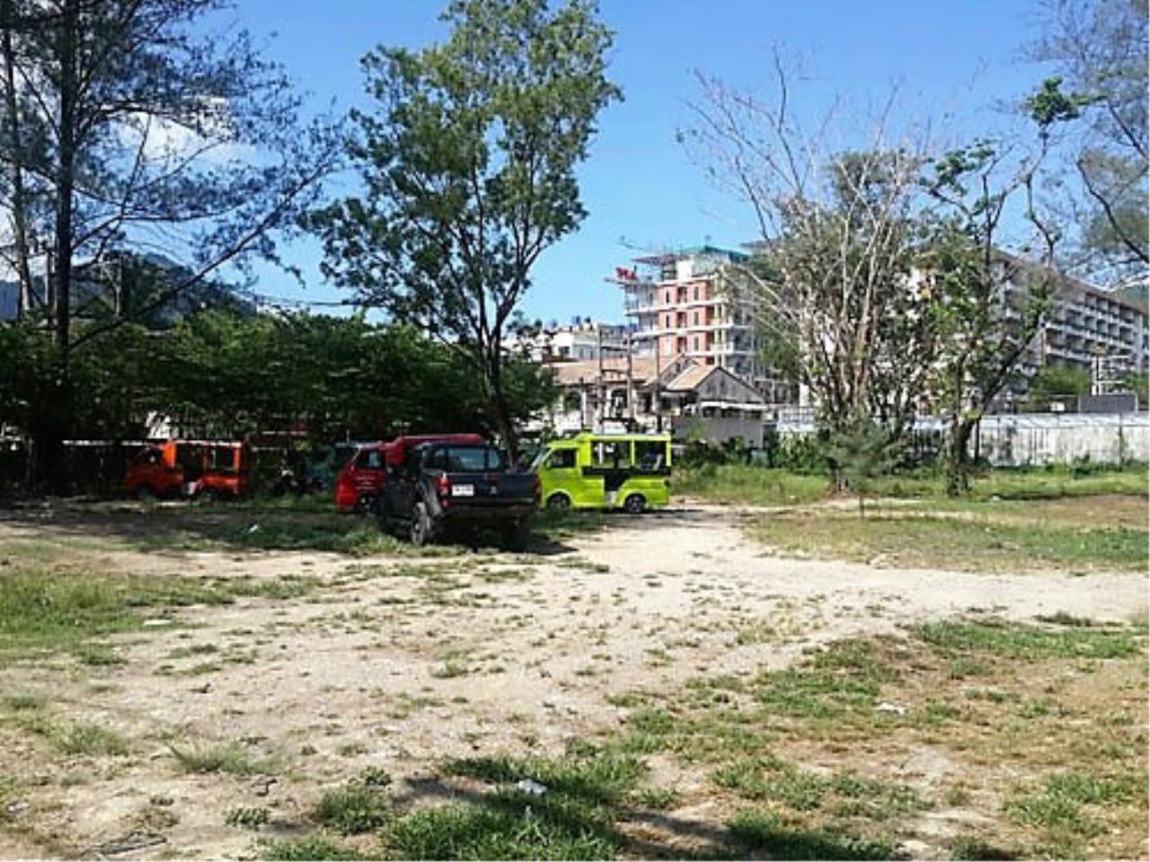 REAL Phuket  Agency's Patong Center - 3.75 Rai Development Land near Jungceylon 1