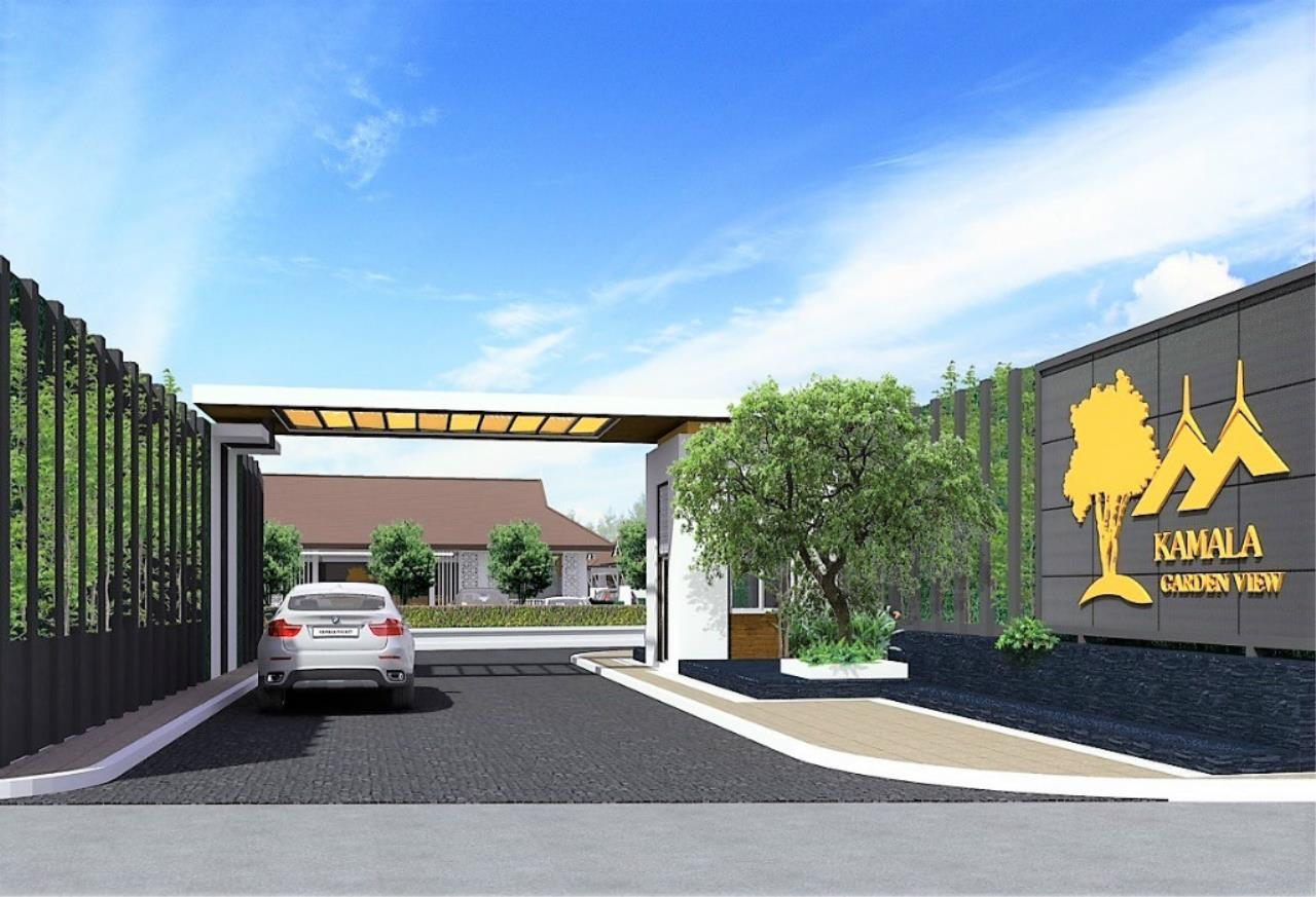 REAL Phuket  Agency's Kamala Garden View - New 3-Bedroom House in with Pool Access 4