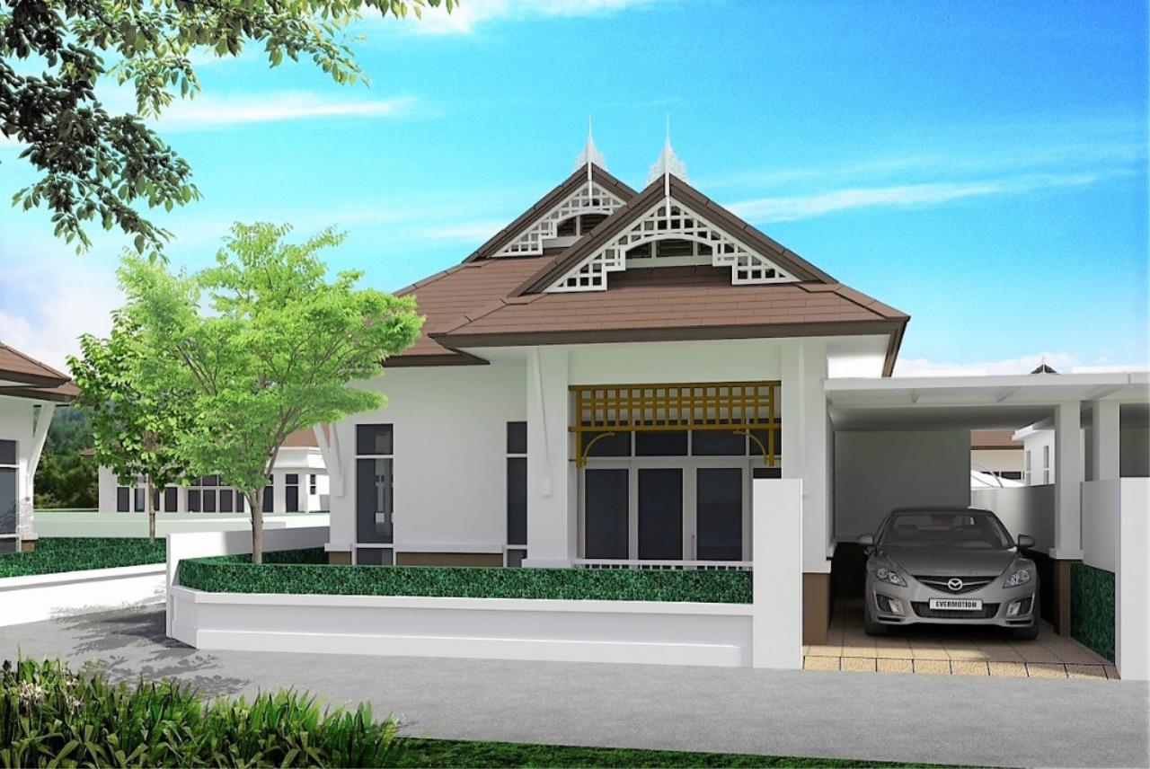 REAL Phuket  Agency's Kamala Garden View - New 3-Bedroom House in with Pool Access 6