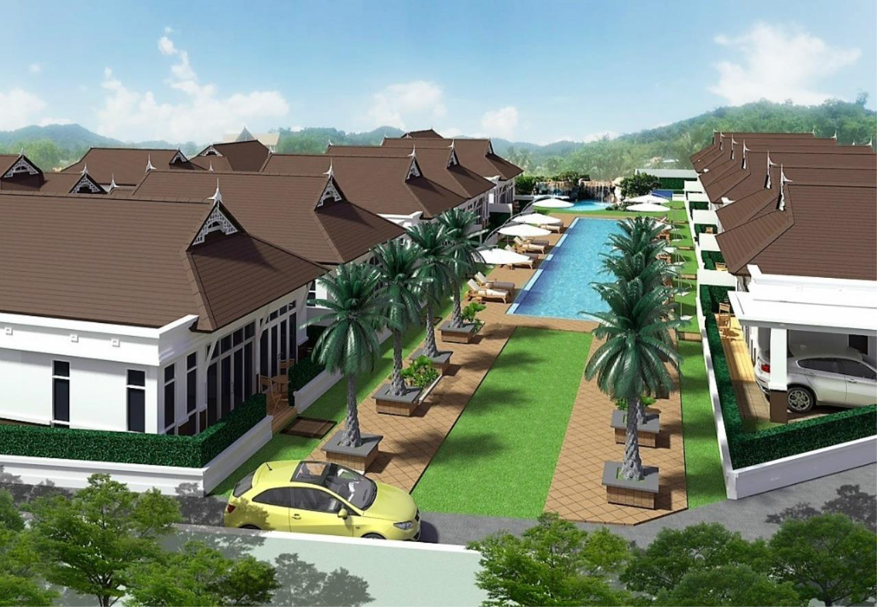 REAL Phuket  Agency's Kamala Garden View - New 3-Bedroom House in with Pool Access 8