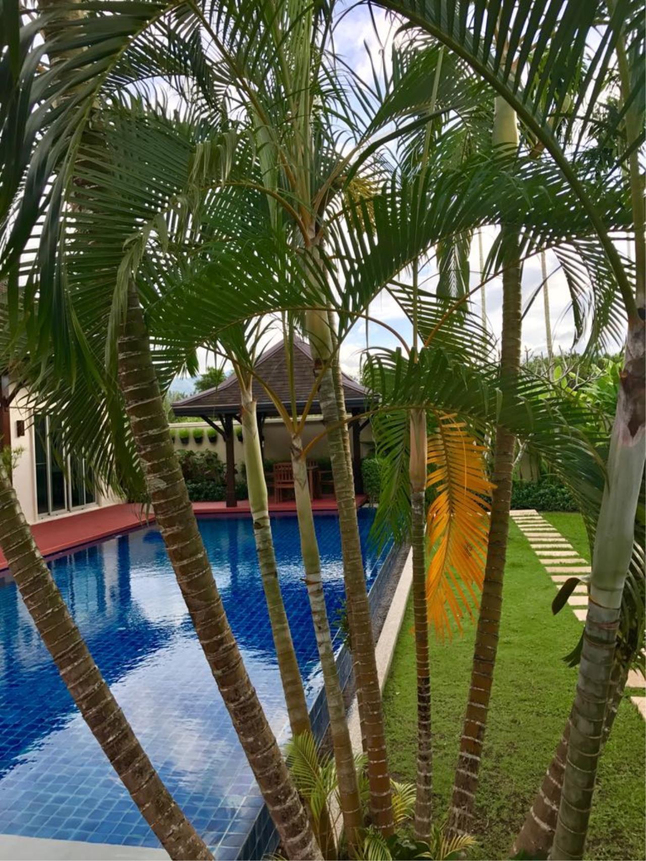 REAL Phuket  Agency's Oriental Villa Tara - 3-Bedroom Pool Villa in Layan 9