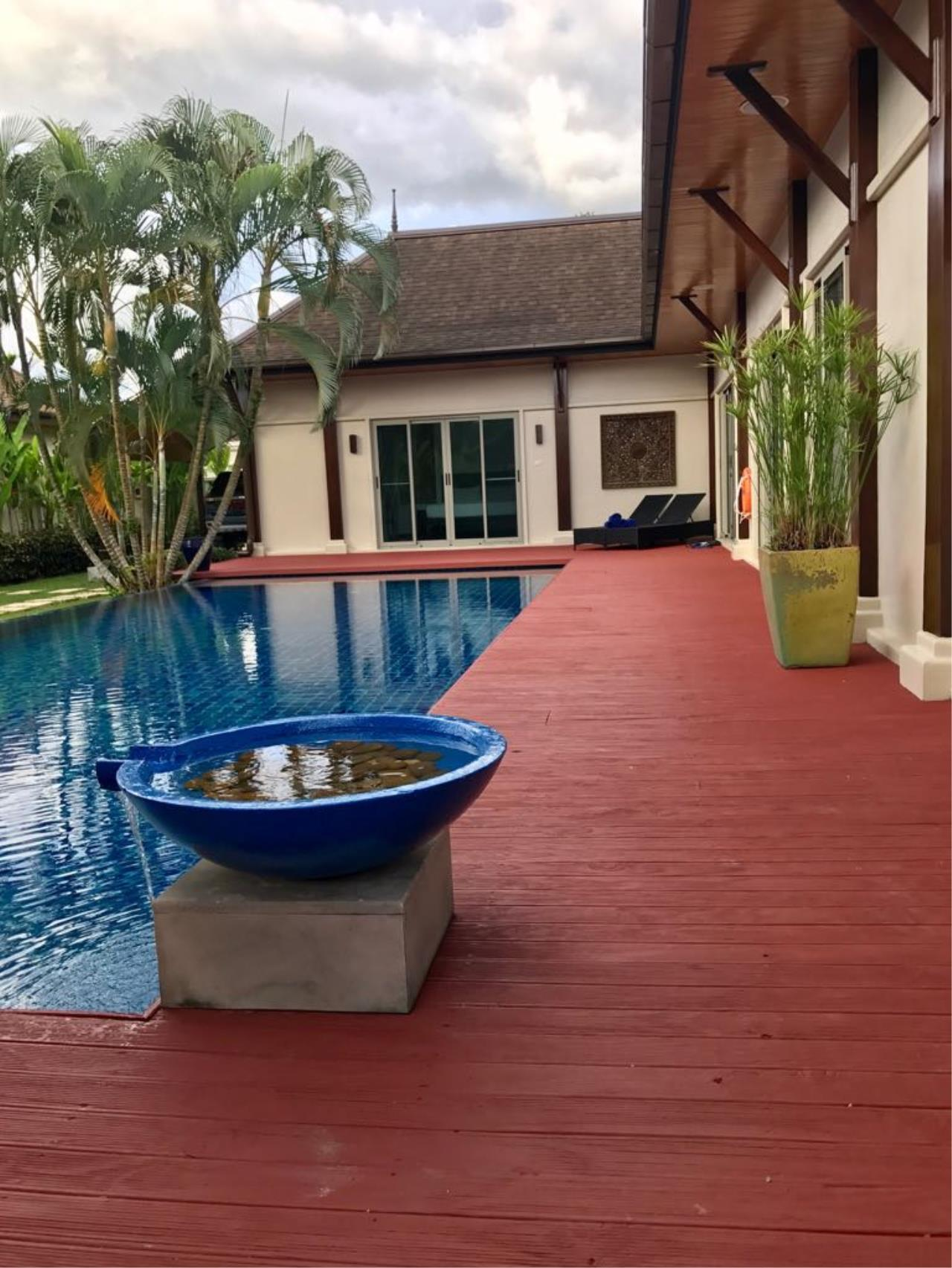 REAL Phuket  Agency's Oriental Villa Tara - 3-Bedroom Pool Villa in Layan 11