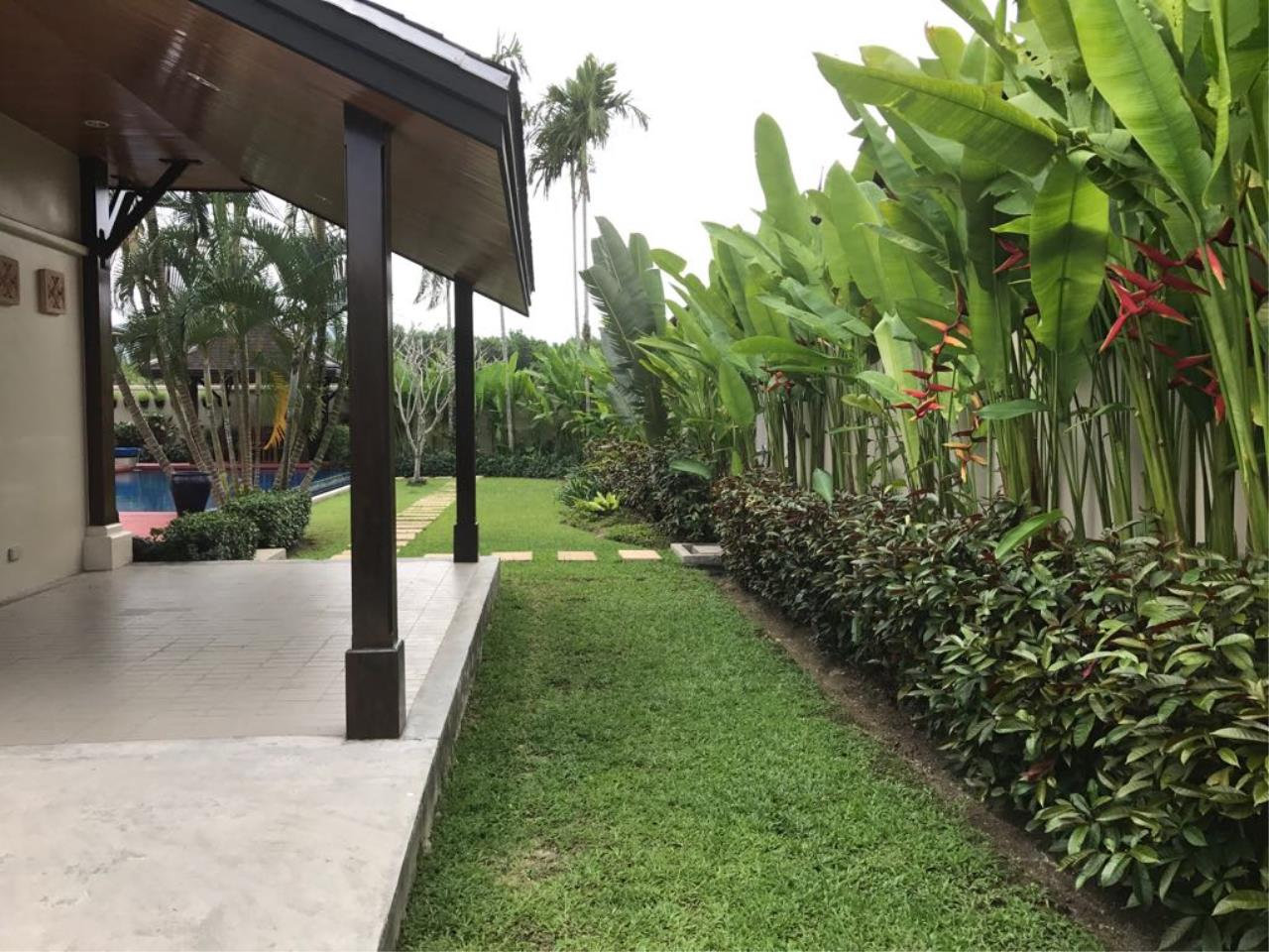 REAL Phuket  Agency's Oriental Villa Tara - 3-Bedroom Pool Villa in Layan 12