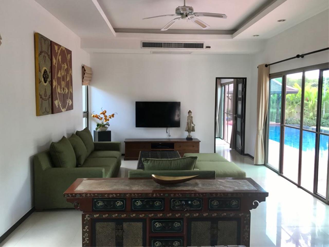 REAL Phuket  Agency's Oriental Villa Tara - 3-Bedroom Pool Villa in Layan 15
