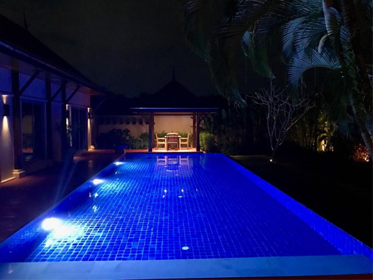 REAL Phuket  Agency's Oriental Villa Tara - 3-Bedroom Pool Villa in Layan 20