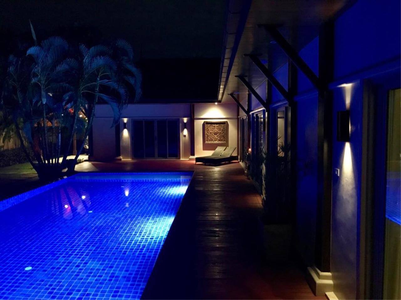 REAL Phuket  Agency's Oriental Villa Tara - 3-Bedroom Pool Villa in Layan 21