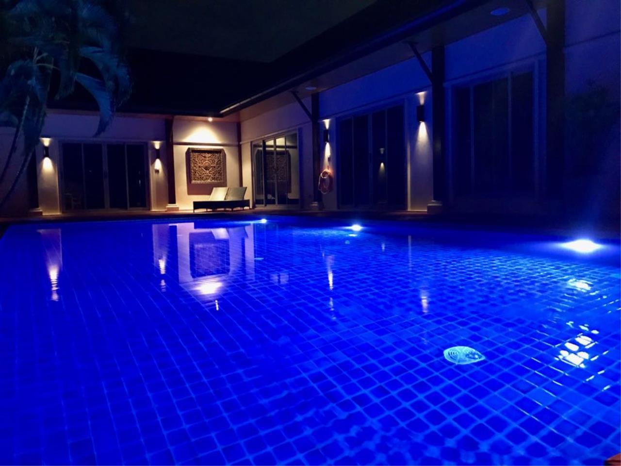 REAL Phuket  Agency's Oriental Villa Tara - 3-Bedroom Pool Villa in Layan 22