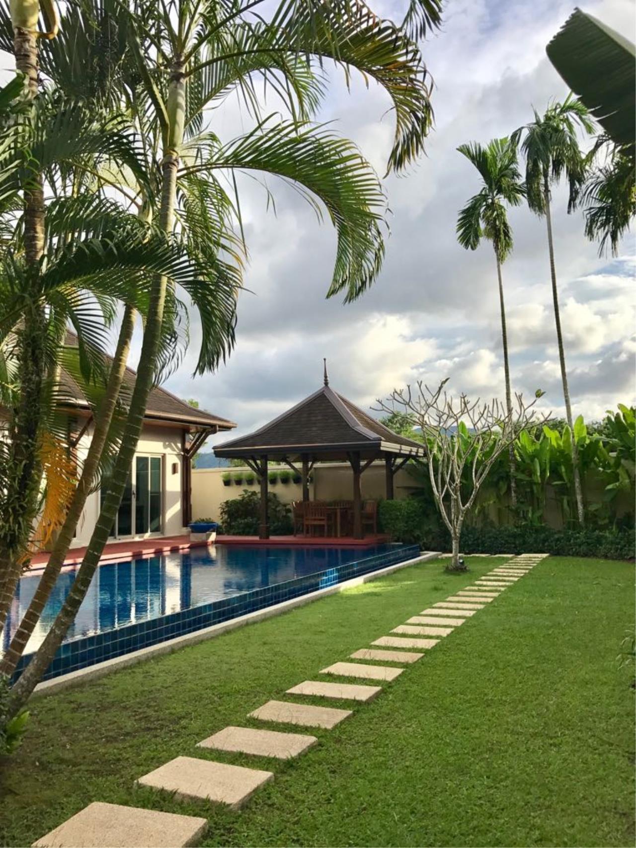 REAL Phuket  Agency's Oriental Villa Tara - 3-Bedroom Pool Villa in Layan 23