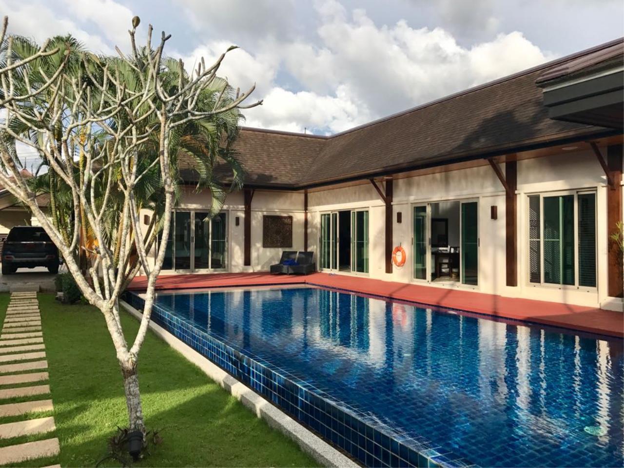 REAL Phuket  Agency's Oriental Villa Tara - 3-Bedroom Pool Villa in Layan 26