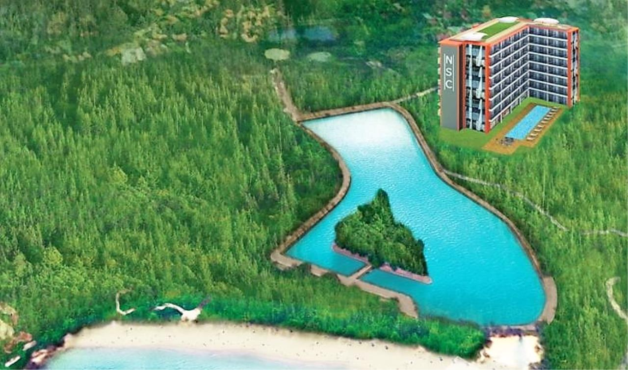 REAL Phuket  Agency's Naiharn Sea Condominium - Excellent Investment Property - 9% Return Guaranteed for 3 Years 5