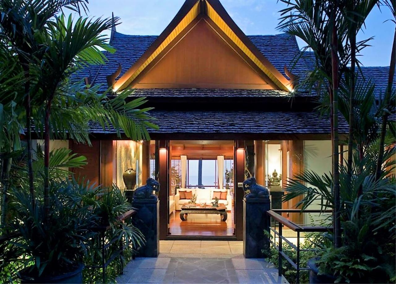 REAL Phuket  Agency's Ayara - Stunning 4-Bedroom Sea View Villa overlooking Surin Bay 2