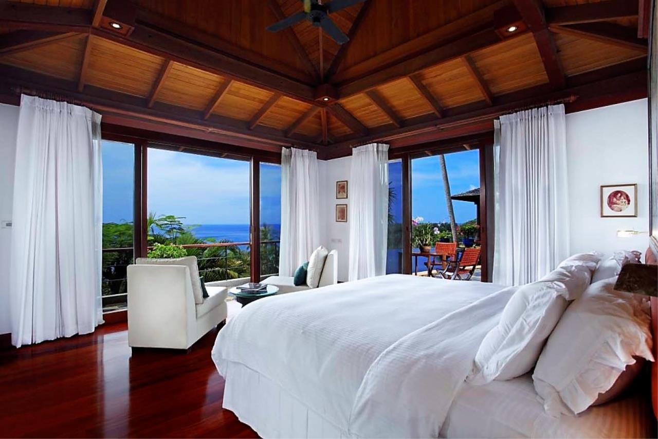 REAL Phuket  Agency's Ayara - Stunning 4-Bedroom Sea View Villa overlooking Surin Bay 6