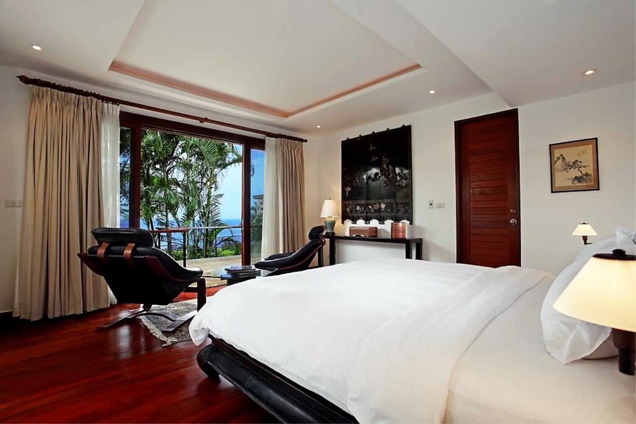 REAL Phuket  Agency's Ayara - Stunning 4-Bedroom Sea View Villa overlooking Surin Bay 7