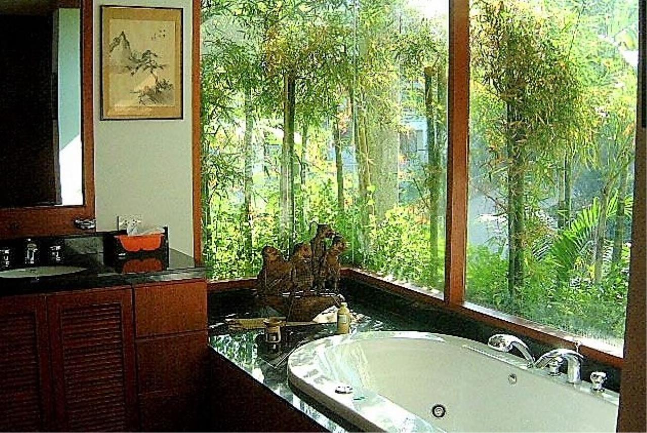 REAL Phuket  Agency's Ayara - Stunning 4-Bedroom Sea View Villa overlooking Surin Bay 9