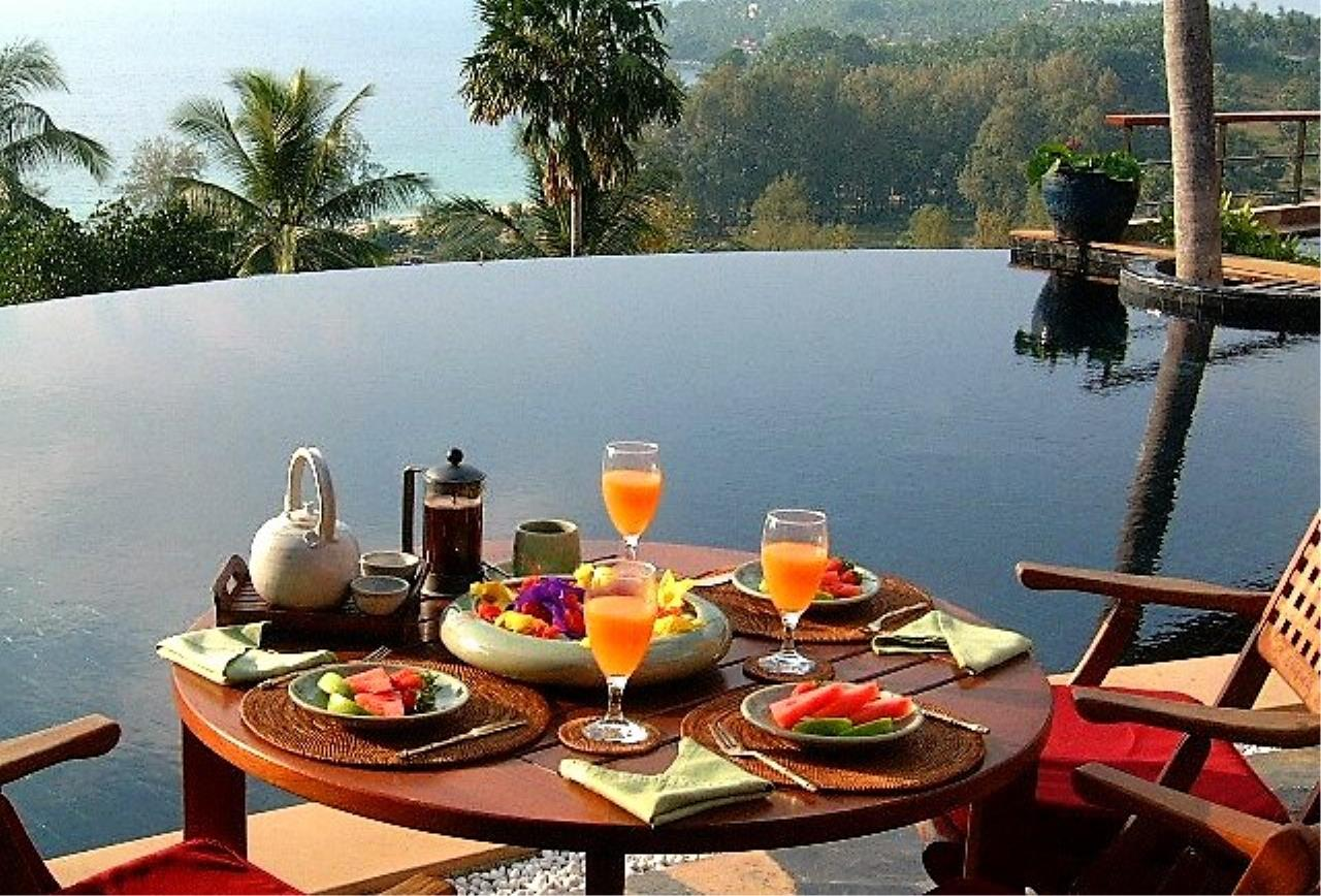 REAL Phuket  Agency's Ayara - Stunning 4-Bedroom Sea View Villa overlooking Surin Bay 11