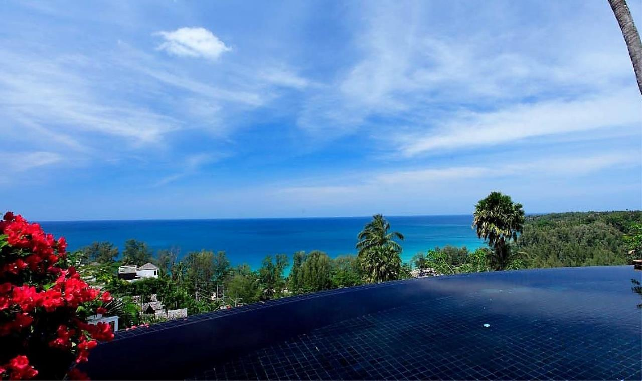 REAL Phuket  Agency's Ayara - Stunning 4-Bedroom Sea View Villa overlooking Surin Bay 12
