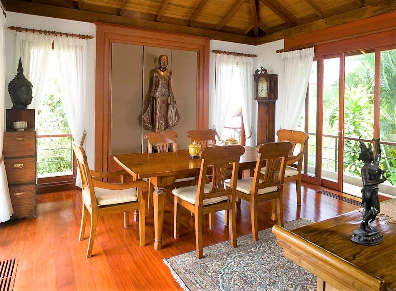 REAL Phuket  Agency's Ayara - Stunning 4-Bedroom Sea View Villa overlooking Surin Bay 14