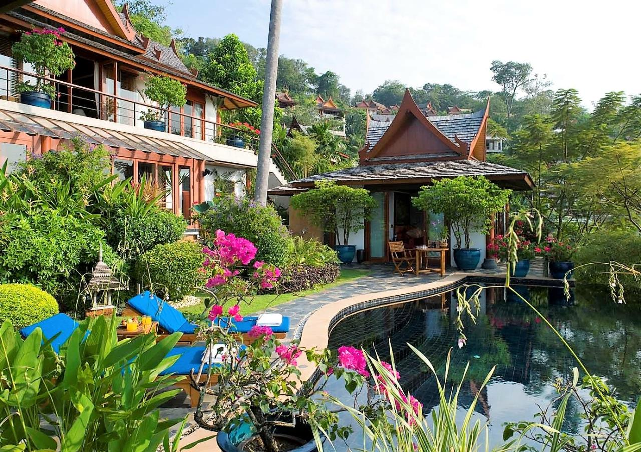 REAL Phuket  Agency's Ayara - Stunning 4-Bedroom Sea View Villa overlooking Surin Bay 19