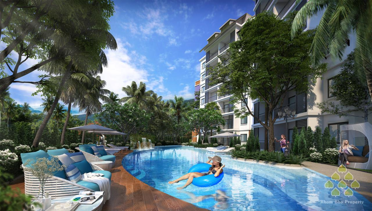 REAL Phuket  Agency's The Title Residences @ Nai Yang Beach 11