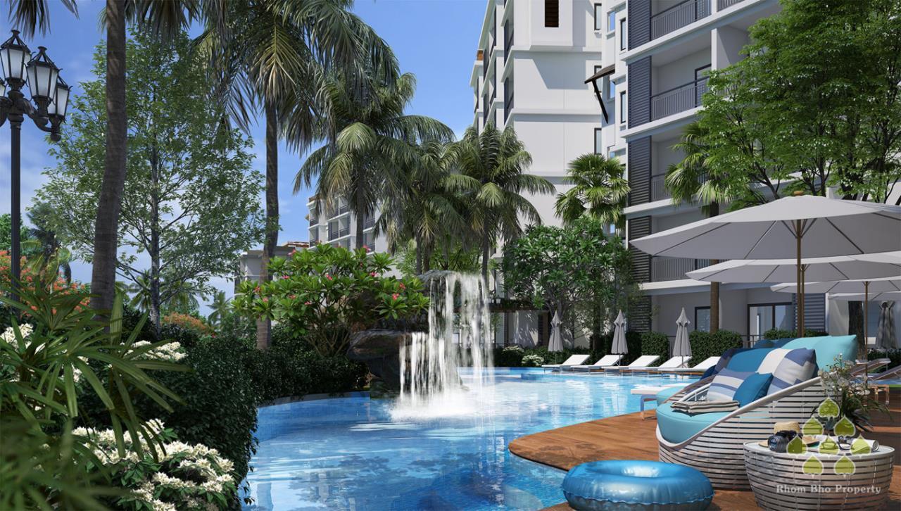 REAL Phuket  Agency's The Title Residences @ Nai Yang Beach 1