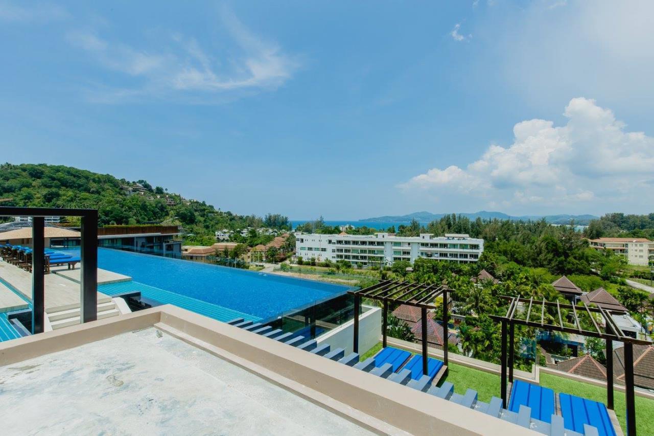 REAL Phuket  Agency's Aristo Condo Surin - 3/4 Bedroom Duplex Sea View Penthouse 7