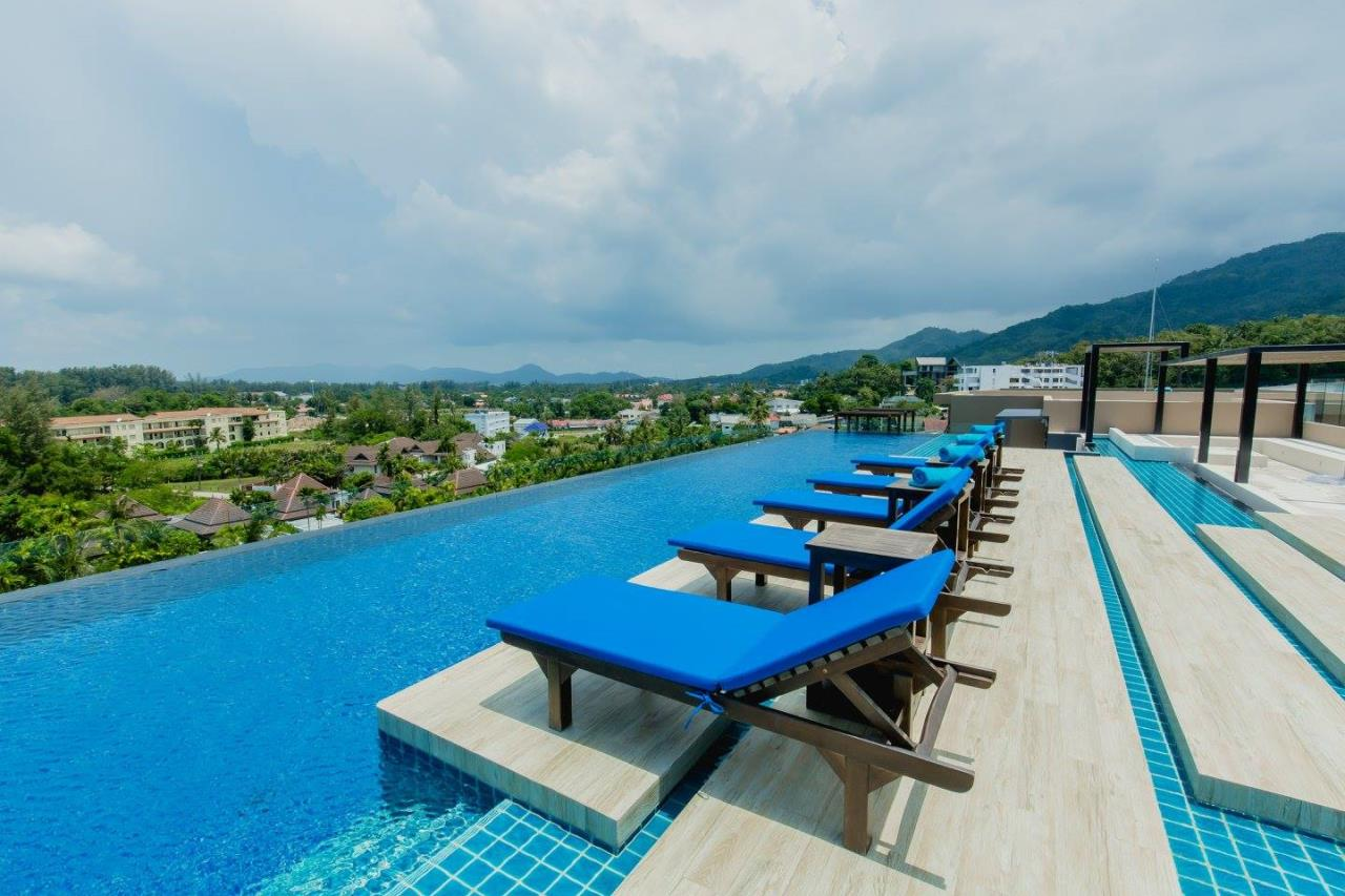 REAL Phuket  Agency's Aristo Condo Surin - 3/4 Bedroom Duplex Sea View Penthouse 8
