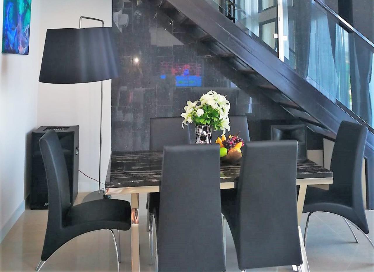 REAL Phuket  Agency's Aristo Condo Surin - 3/4 Bedroom Duplex Sea View Penthouse 19