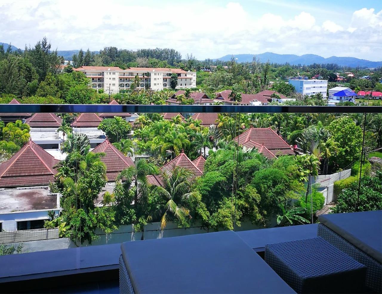 REAL Phuket  Agency's Aristo Condo Surin - 3/4 Bedroom Duplex Sea View Penthouse 29