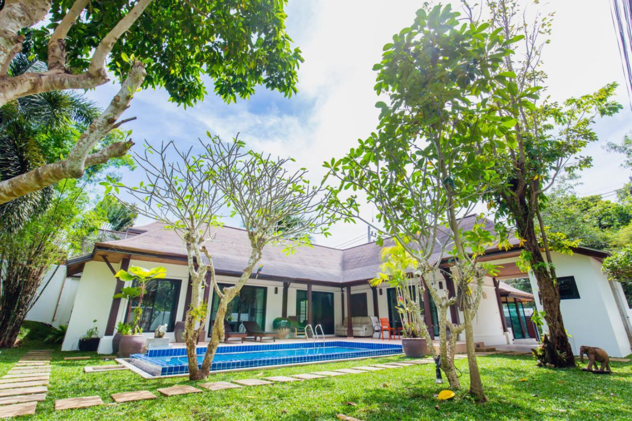 REAL Phuket  Agency's Saiyuan - Modern 3-Bedroom Pool Villa in the South of Phuket Island 53