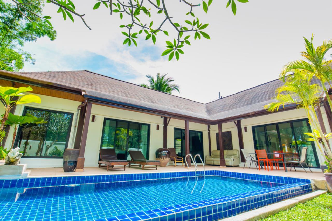 REAL Phuket  Agency's Saiyuan - Modern 3-Bedroom Pool Villa in the South of Phuket Island 1