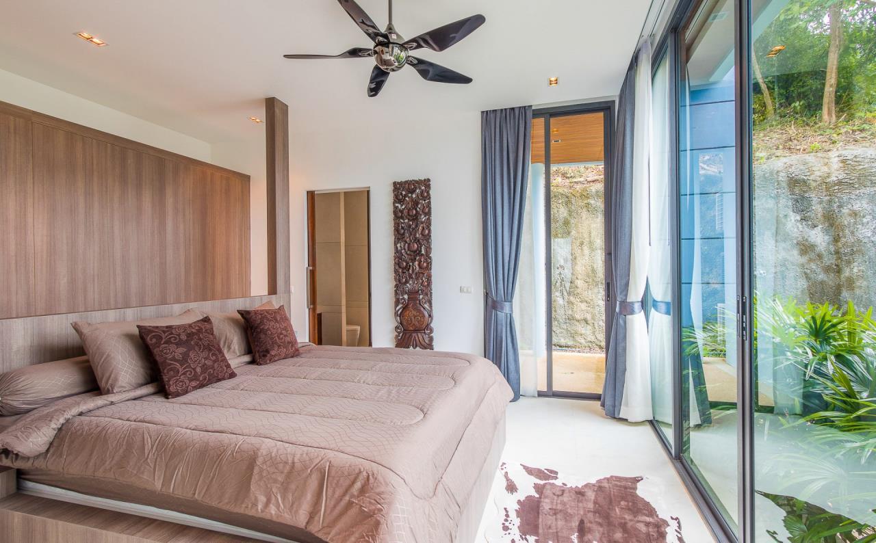 REAL Phuket  Agency's Saiyuan - Modern 3-Bedroom Pool Villa in the South of Phuket Island 56
