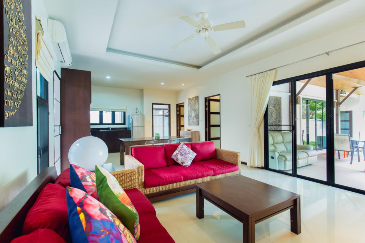 REAL Phuket  Agency's Saiyuan - Modern 3-Bedroom Pool Villa in the South of Phuket Island 37