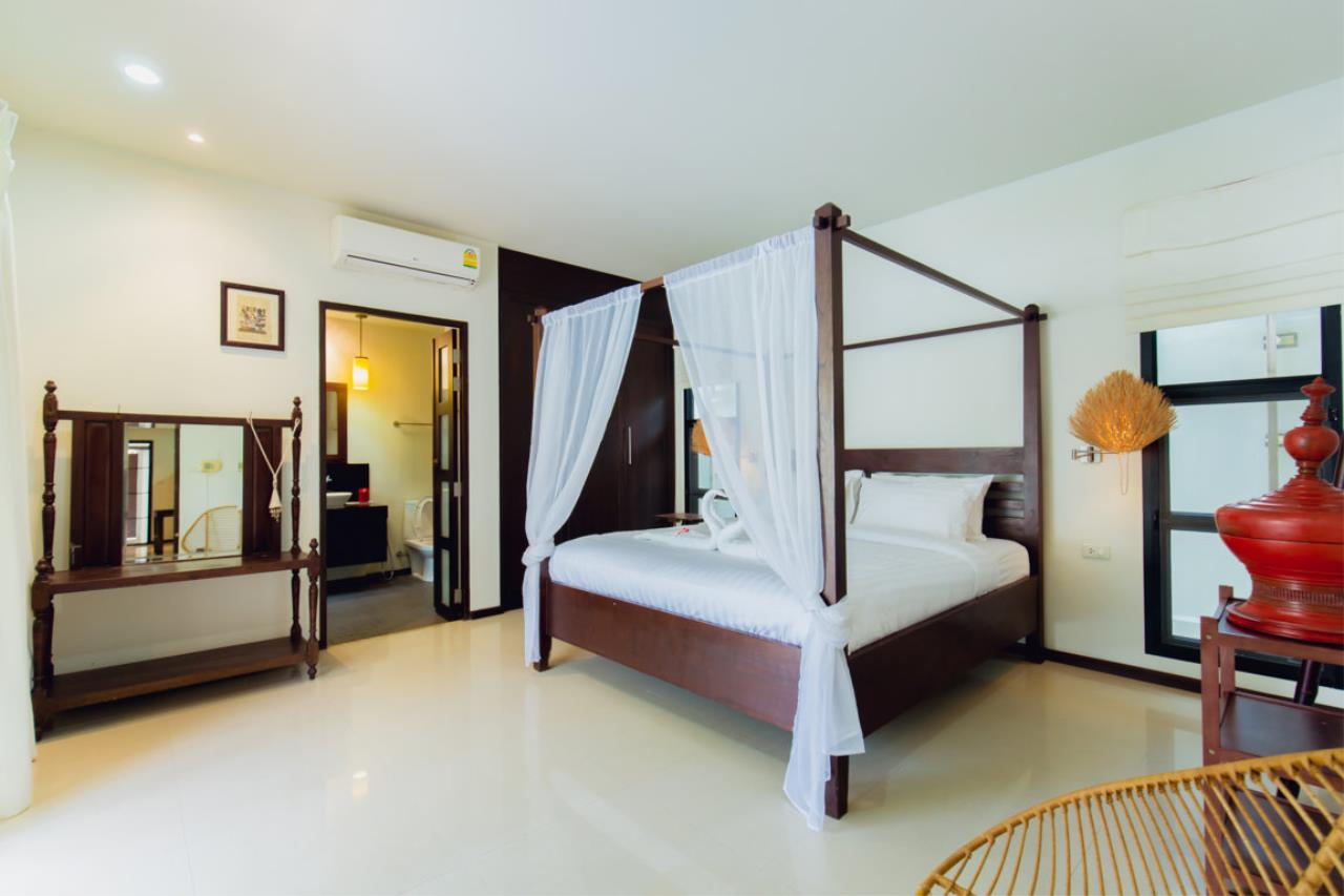 REAL Phuket  Agency's Saiyuan - Modern 3-Bedroom Pool Villa in the South of Phuket Island 22