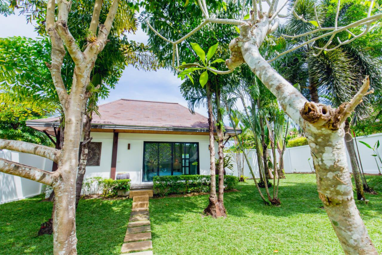 REAL Phuket  Agency's Saiyuan - Modern 3-Bedroom Pool Villa in the South of Phuket Island 55