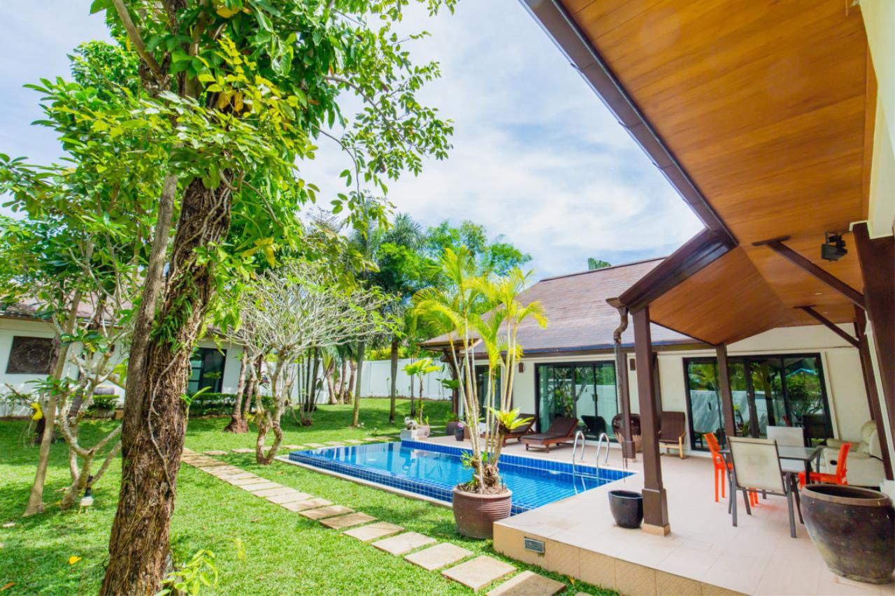 REAL Phuket  Agency's Saiyuan - Modern 3-Bedroom Pool Villa in the South of Phuket Island 47
