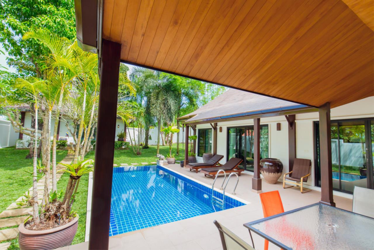 REAL Phuket  Agency's Saiyuan - Modern 3-Bedroom Pool Villa in the South of Phuket Island 44