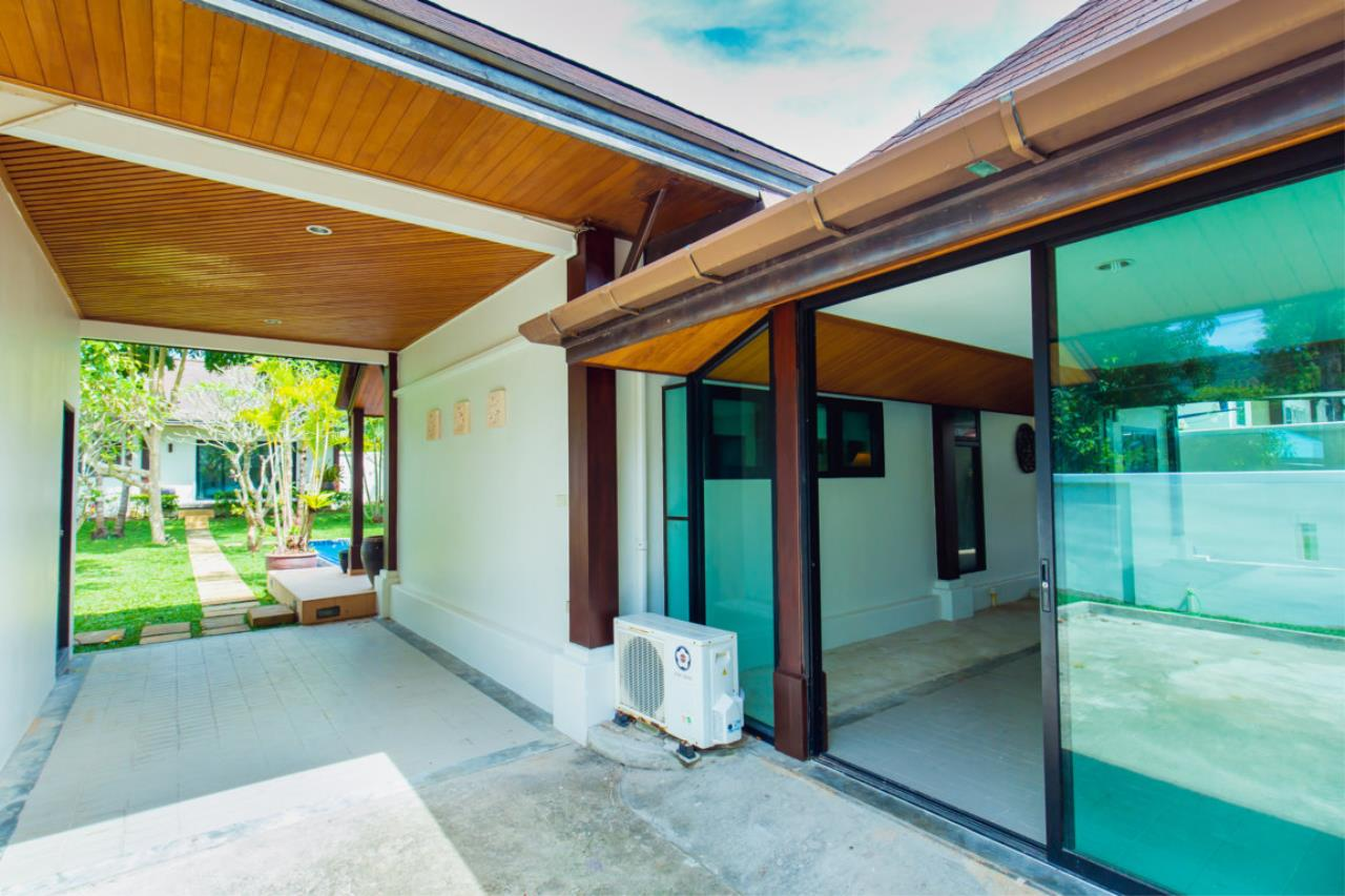 REAL Phuket  Agency's Saiyuan - Modern 3-Bedroom Pool Villa in the South of Phuket Island 41